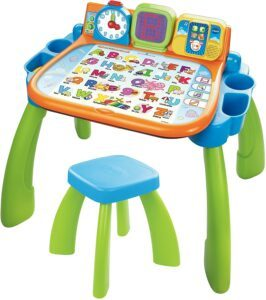 VTech Touch and Learn Activity Desk