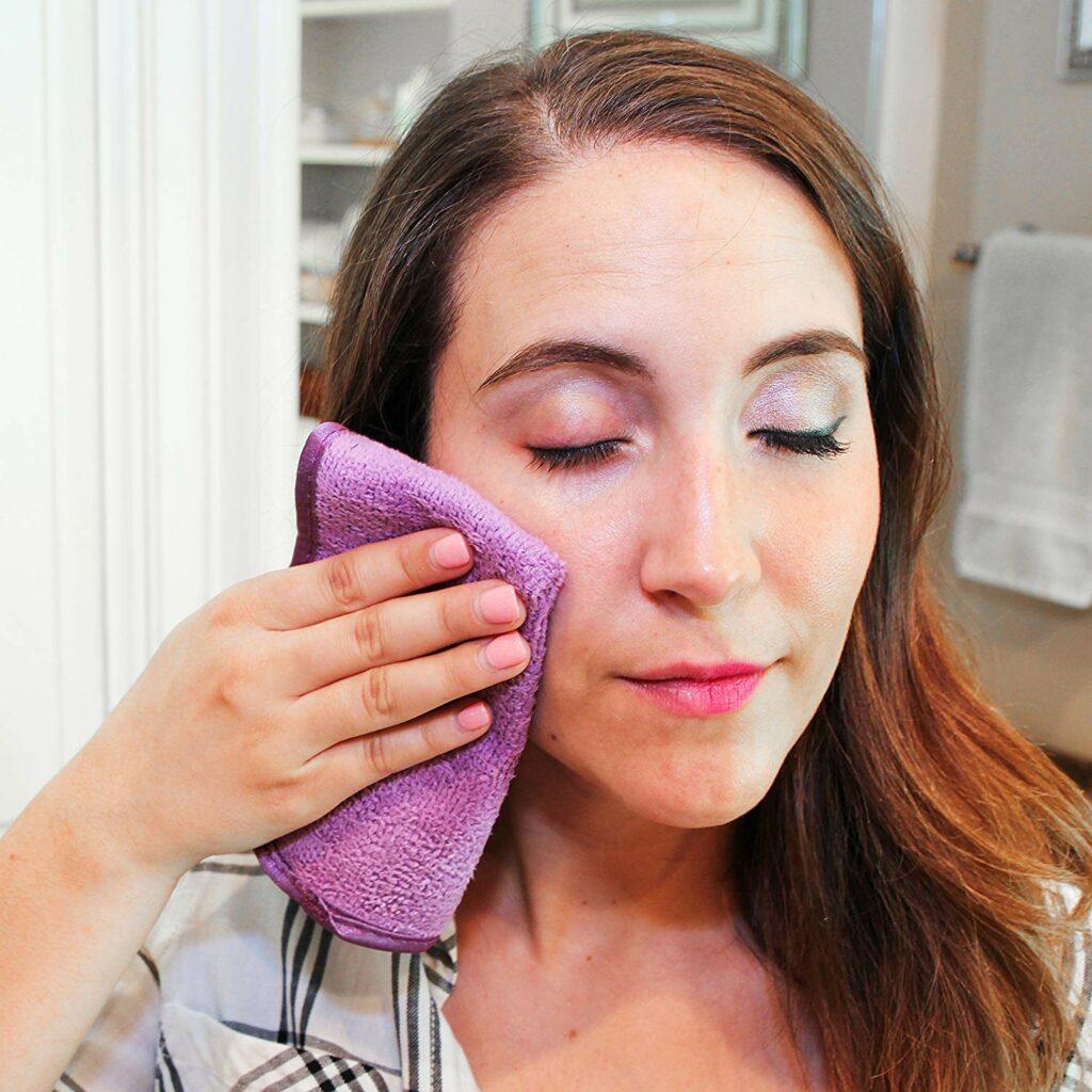 亚马逊AMAZON卸妆神器毛巾