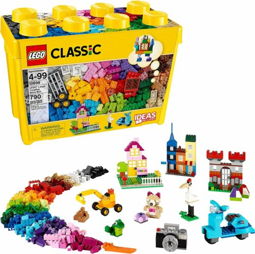 2020年8个非常流行的小孩乐高玩具之一