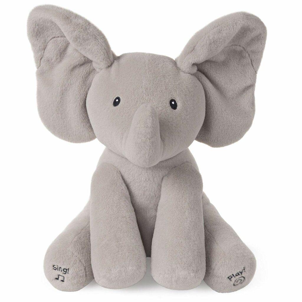 20. 可爱的小象毛绒玩具 Flappy The Elephant Plush Toy