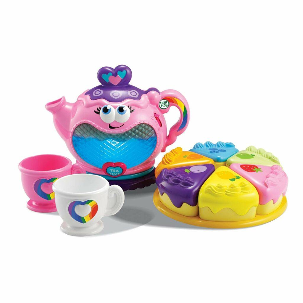 喝茶聚会主题玩具 LeapFrog Musical Rainbow Tea Party