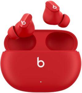 小巧轻便佩戴舒适的无线耳机 New Beats Studio Buds