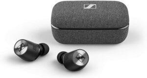 音质最出色的真无线蓝牙耳机 Sennheiser Momentum True Wireless 2