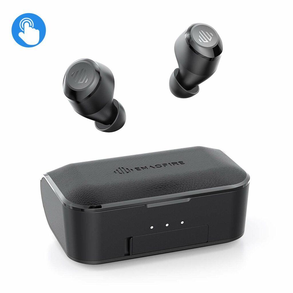 1. 价格诱人让你体会到超重低音的真无线蓝牙耳机