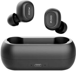 价格在20美元以下的一款流行的蓝牙耳机 QCY T1 Wireless Earbuds