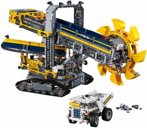 10款机械乐高LEGO玩具推荐 - 大人和小孩都喜欢玩的乐高玩具