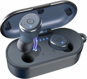 最适合健身用的真无线蓝牙耳机 TOZO T10
