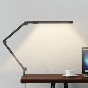 外观最简约大气的护眼台灯 Swing Arm Lamp