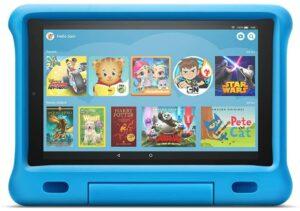 很适合小孩使用的电子书阅读器 Fire HD 10 Kids Tablet