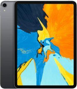 整体性能最佳的平板电脑 Apple IPAD Pro 11 (2018 First Generation)