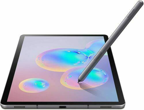 安卓操作系统里最好的平板电脑 Samsung Galaxy Tab S6