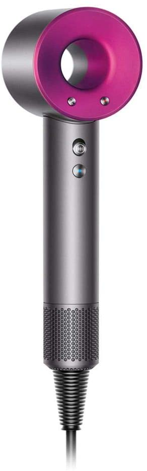 科技感最强的吹风机:Dyson Supersonic Hair Dryer