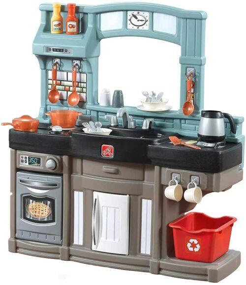 最佳厨师的用的具厨房玩具 Best Chef's Toy Kitchen Playset