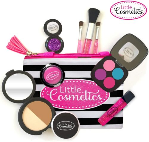 小化妆品玩具 Little Cosmetics Pretend Makeup Signature Set
