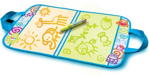 2岁小孩玩具 儿童涂鸦垫 AquaDoodle- Accessories- Travel Doodle