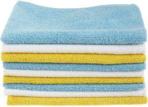 最好的擦车毛巾