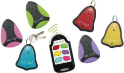 美国找钥匙神器推荐 Click 'n Dig Model F6 Key Finder. 6 Receivers