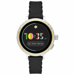 Wear OS系统里最适合女生的一款款智能手表:Kate Spade Scallop 2