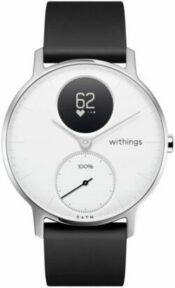 外观最像普通手表的一款运动健身智能手表:Withings Steel HR Sport