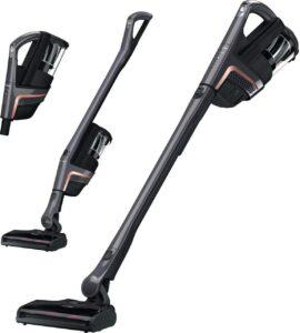 1. 整体最佳棒式真空吸尘器:Miele Triflex HX1 Battery Powered Bagless Stick Vacuum