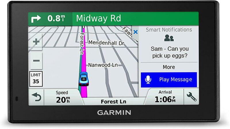美国最流行的一款汽车导航:Garmin DriveSmart 51 NA LMT-S