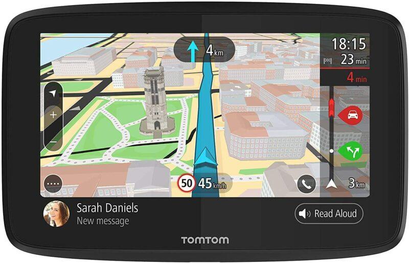 价格最实惠的一款汽车导航:TomTom Go 520 5-Inch GPS