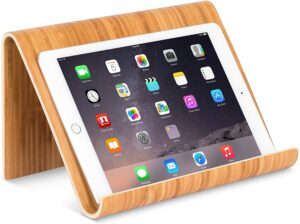 Sam Bamboo Tablet Holder (适合所有 iPad 机型,包括 12.9 英寸 iPad Pro)