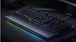 美国最好用的电脑键盘推荐 Razer Huntsman Elite Gaming Keyboard: Fastest Keyboard Switches Ever