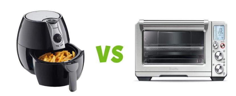 什么是空气炸锅?空气炸锅和烤箱有什么区别?