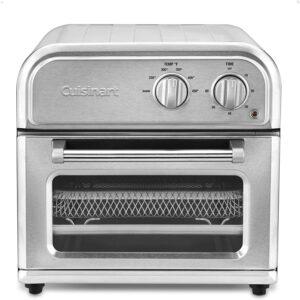 小型厨房的最佳空气炸锅 Cuisinart AFR-25 Airfryer Silver