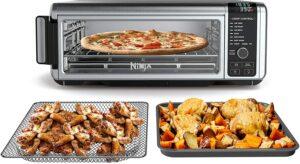 最好的具有空气炸锅功能的电烤箱 Ninja SP101 Foodi 8-in-1 Digital Air Fry