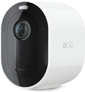最通用的家庭安全摄像头 Arlo Pro 4 Spotlight Camera