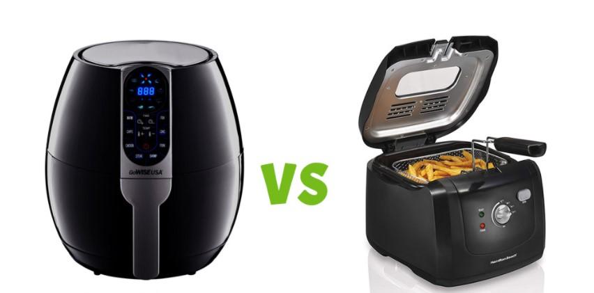 空气炸锅和油炸锅有什么区别?