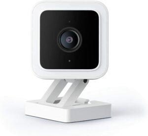 预算有限的最佳家庭安全摄像头 WYZE Cam v3 with Color Night Vision (室内外都可使用)