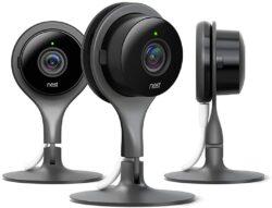 Google Nest Cam 3 Pack