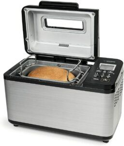 美国综合性能排名第一的面包机 Zojirushi Home Bakery Virtuoso Plus Bread Maker