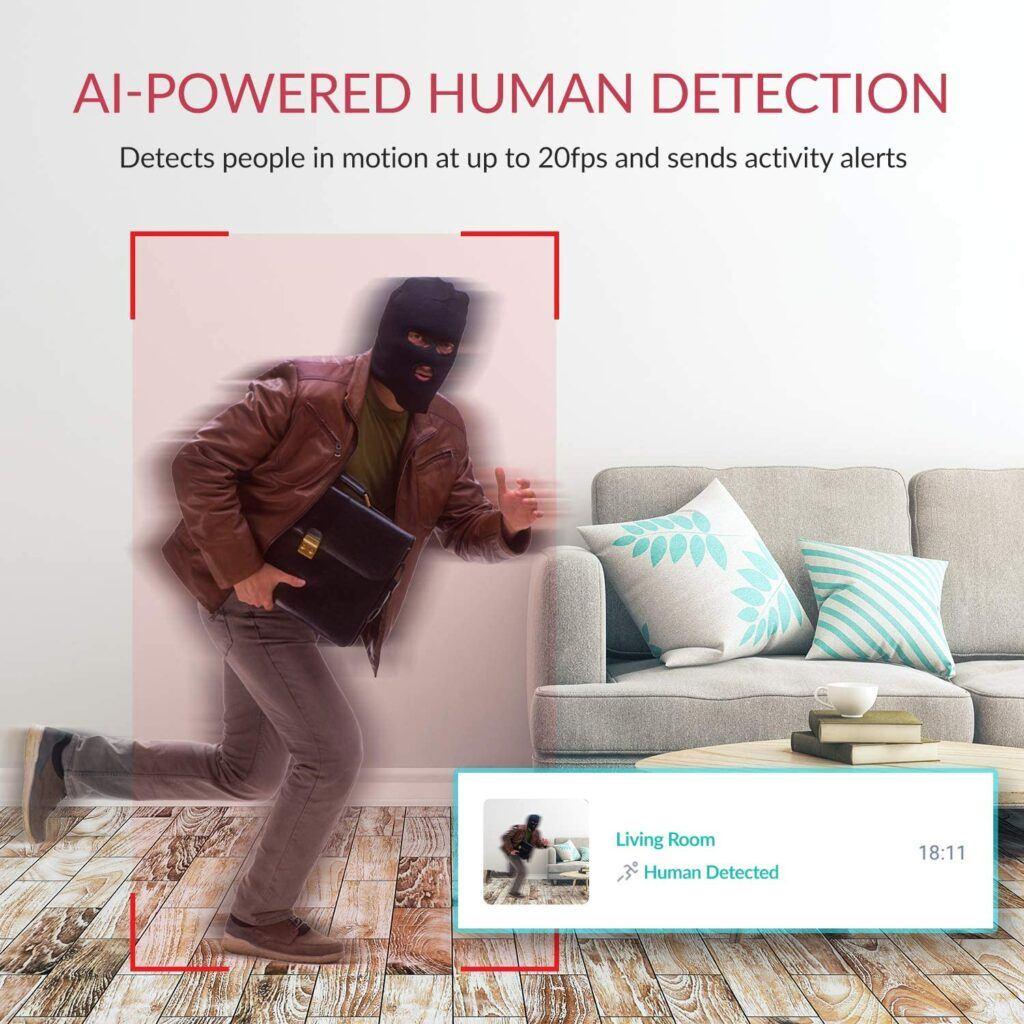 美国家居安防摄像监控系统推荐【无线监视器】