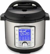 快速做饭用的高压锅 Instant Pot Duo Evo Plus 9-in-1 Electric Pressure Cooker