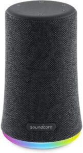 价格便宜而且广受好评的蓝牙音箱 Anker Soundcore Flare Mini Outdoor Bluetooth Speaker (IPX7 Waterproof for Outdoor Parties)