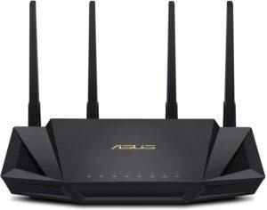 价格很实惠的WIFI 6路由器 ASUS WiFi 6 Router (RT-AX3000)