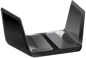 信号覆盖面积大而且价格实惠的一款 WiFi6 路由器:NETGEAR Nighthawk AX8 (RAX80) AX6000