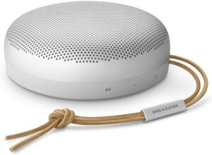 具有最佳设计的蓝牙音箱 Bang & Olufsen Beosound A1 2nd Gen Portable Wireless Bluetooth Speaker