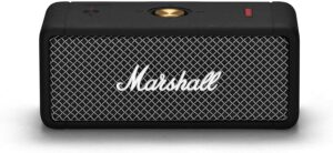 外形非常独特的蓝牙音箱:Marshall Emberton Portable Bluetooth Speaker
