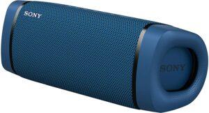 很适合户外野营时使用的蓝牙音箱 Sony SRS-XB43 EXTRA BASS Wireless Portable Speaker IP67 Waterproof