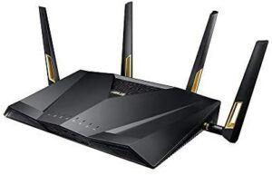 最适合玩游戏的 WiFi6 路由器:ASUS RT-AX88U AX6000