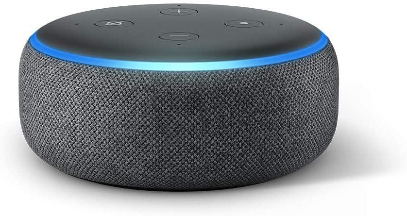 最智能的一款蓝牙音箱 Echo Dot 3 Generation