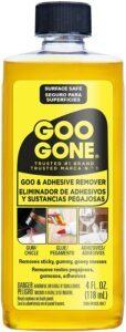胶粘剂去除剂 Goo Gone Remover