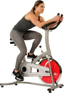 适合室内用的自行车健身设备 Sunny Health & Fitness Flywheel