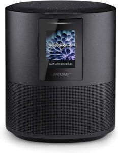适合家里使用的智能蓝牙音箱 Bose Home Speaker 500 with Alexa Voice Control Built-in