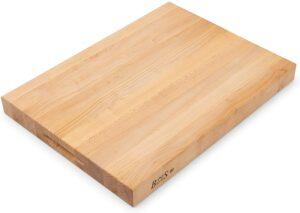 非常专业的木制切菜板 John Boos Maple Wood Cutting Board